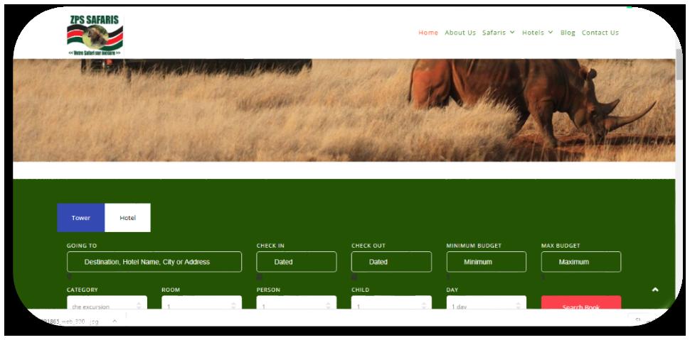 zpskenyasafaris.com